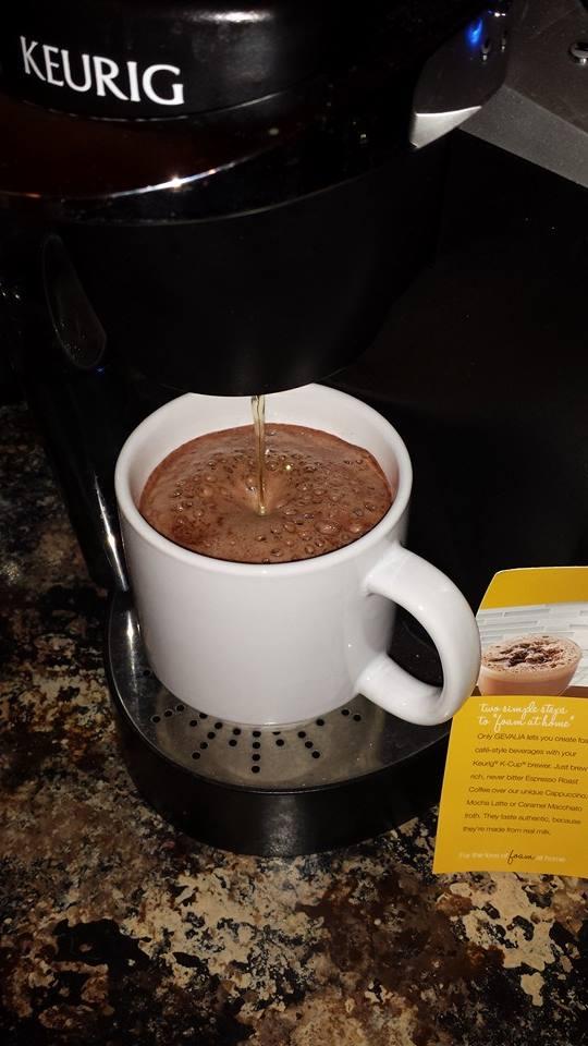 Gevalia Kaffe Mocha Latte Review