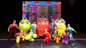 02 Chuggington Live Cast