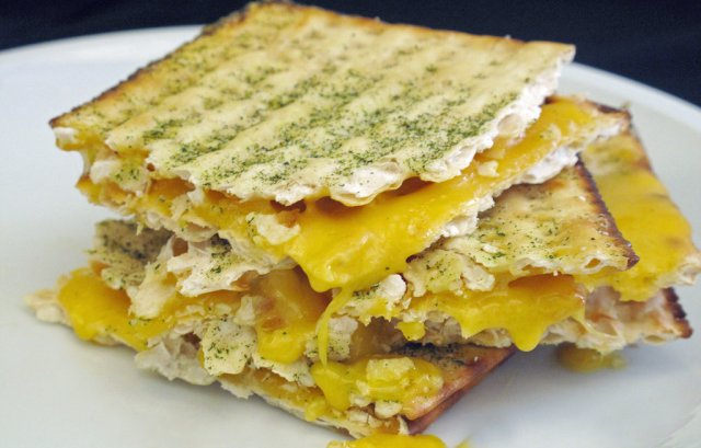 Matzo-Grilled-Cheese